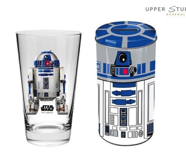 Star Wars Glass In A Tin R2-D2 9314783527113