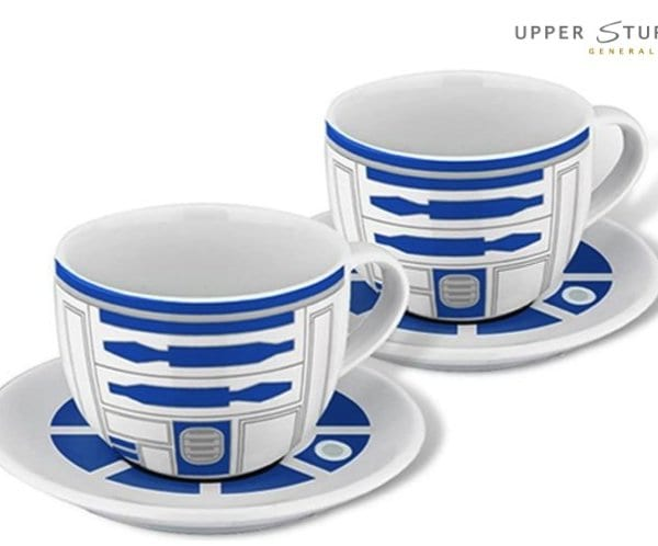 Star Wars Teacups and Saucers R2D2 9314783556342