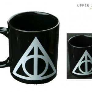 Harry Potter Deathly Hallows Coffee Mug 9342246011473