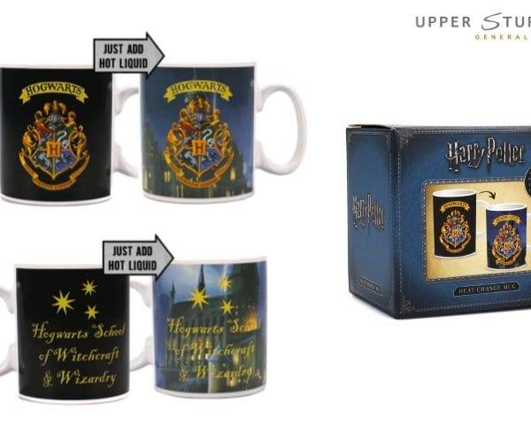Harry Potter - Hogwarts Heat Changing Mug