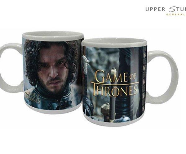 Game of Thrones Coffee Mug Jon Snow1