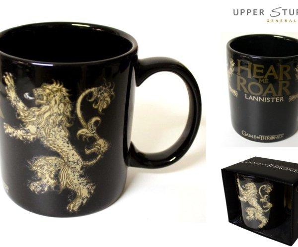 Game of Thrones - Lannister Hear Me Roar Coffee Mug