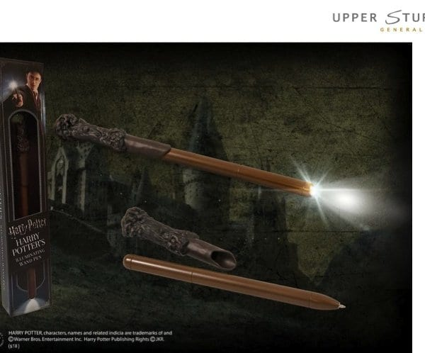 Harry Potter - Harry Potter Illuminating Wand Pen