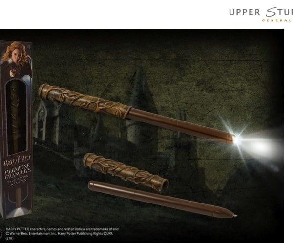 Harry Potter - Hermione Illuminating Wand Pen