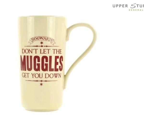 Harry Potter - Muggles Latte Mug
