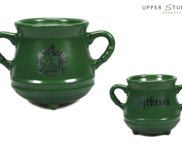 Harry Potter - Slytherin Cauldron Mug