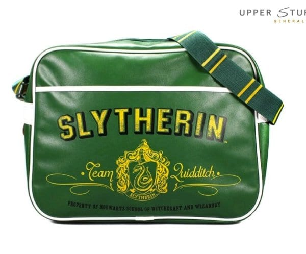 Harry Potter - Slytherin Retro Bag