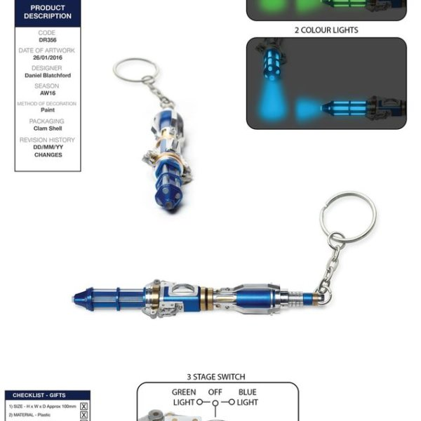 WESDR356--12TH-Doctors-Sonic-LED-Keyring-01