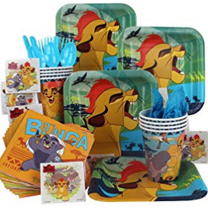 Lion Guard Party Supplies