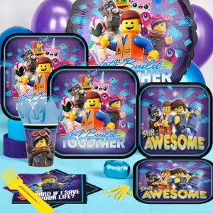 Lego Movie 2 Party Supplies